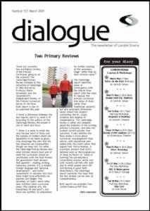 Dialogue Newsletter No 157 March 2009