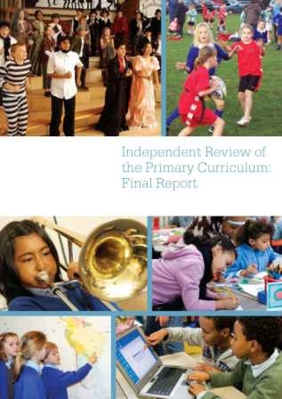 Primary Curriculum Report - Final