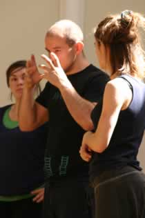 Physical Theatre with Frantic Assembly (Students)