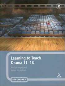 Learning to Teach Drama 11-18 (Members)