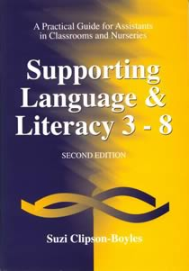 Supporting Language and Literacy 3-8