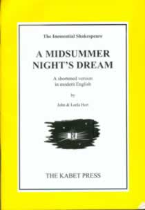 A Midsummer Night's Dream (Inessential Shakespeare)