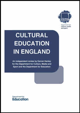 The Henley Review of Cultural Education