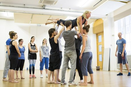 Physical Theatre with Frantic Assembly