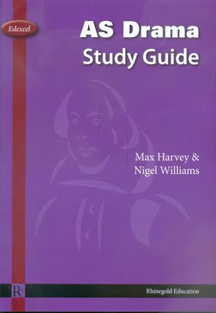 Edexcel AS Drama Study Guide (2nd Edition) (Members)