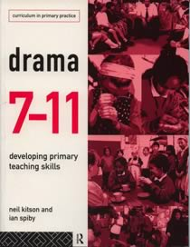 Drama 7-11 - Developing Primary Teaching Skills (Members)