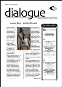 Dialogue Newsletter No 159 June 2009