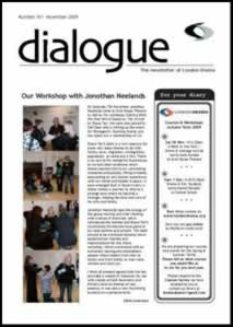 Dialogue Newsletter No 161 November 2009