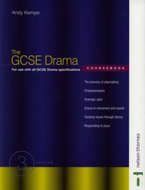 The GCSE Drama Coursebook (Members)