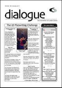 Dialogue Newsletter No 180 January 2013
