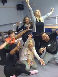 London Drama Students' Welcome 2015 (Members)