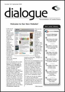 Dialogue Newsletter No 160 September 2009