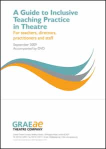A Guide to Inclusive Teaching Practice in Theatre